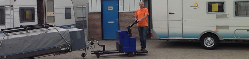 Caravan Service Van der Kreke
